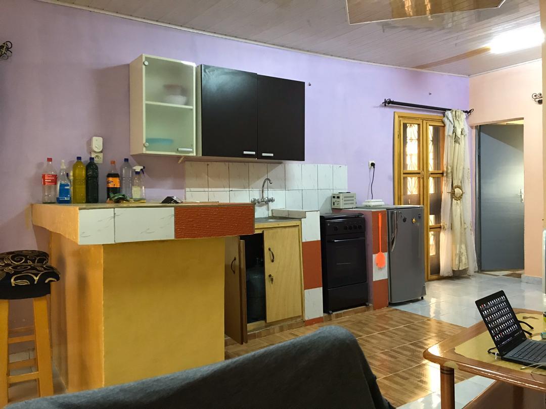 Villa meublée sise à Saaba 10.000/ jour et 250.000/ mois.